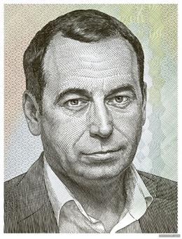 人物肖像版畫-Trikoz