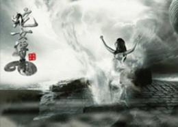 Photoshop合成超酷的蛇女传奇海报教程