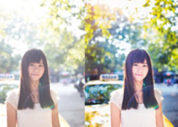 PS打造唯美小清新色調照片