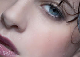 Photoshop使用计算和通道给美女人像完美磨皮