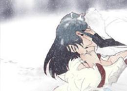 通过photoshop滤镜打造动漫下雪的场景