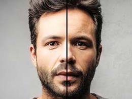 Photoshop快速把人像转出手绘油画效果图