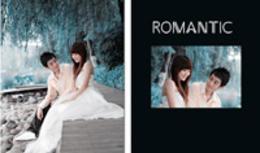 Photoshop打造浪漫甜蜜的婚片全攻略