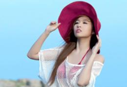 Photoshop打造夏日海边美女唯美风情照