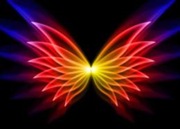 PS简单几步制作光影翅膀
