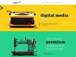 LinkSture数字媒体设计机构