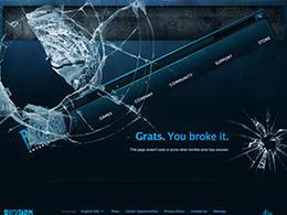 五花八門404頁面錯誤設計