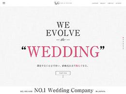 日本婚纱摄影机构:T&G  take and give needs-we evolve the wedding