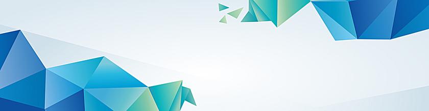 蓝色科技企业公司时尚大气抽象背景banner,来自爱设计http://www.asj.com.cn