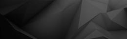 黑色棱形背景