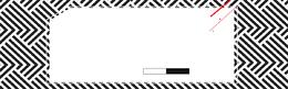 天猫简约条状黑白服装海报背景