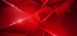 炫酷红色背景图