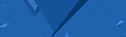 蓝色简约科技背景图