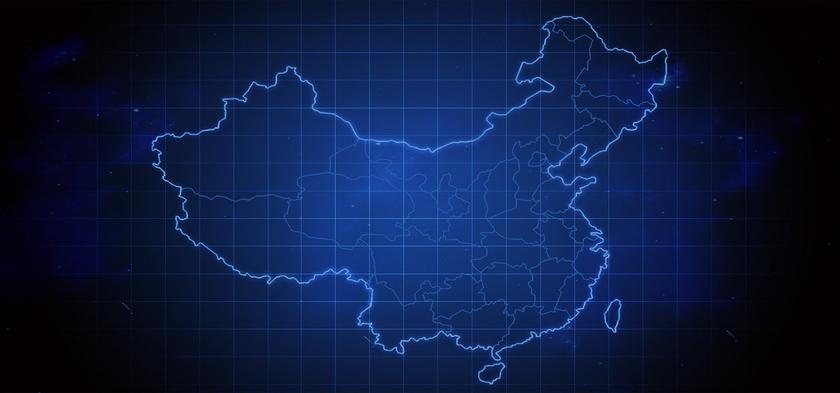 中国地图背景,来自爱设计http://www.asj.com.cn