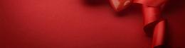 梦幻 浪漫 红色 喜庆 抽象 简约 节日