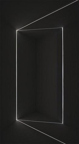 黑色简约摄影H5背景素材