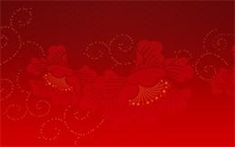 紅色喜慶背景圖片素材