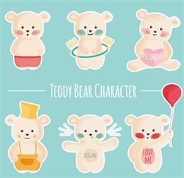 情人節泰迪熊