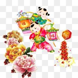 春节喜庆素材
