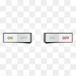 UI设计按钮开关素材