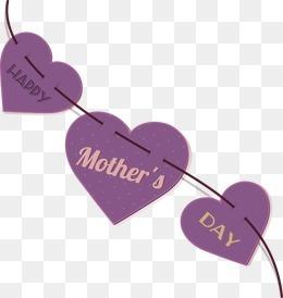 母亲节元素