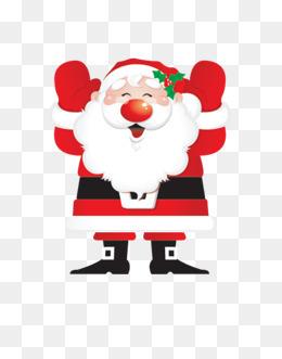 微笑的圣诞老人