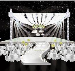 白色吊頂夢幻婚禮