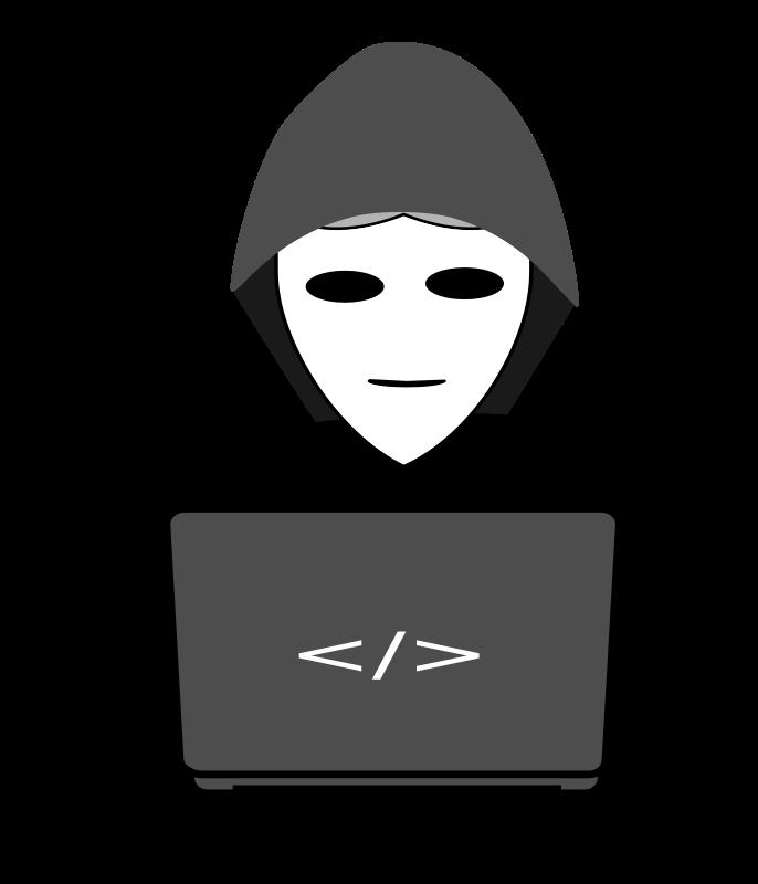 黑客PNG透明背景,来自爱设计http://www.oqleg.club