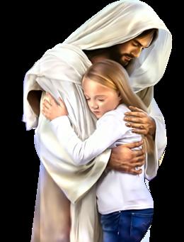 耶稣基督PNG透明背景图像