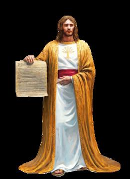 耶穌基督PNG透明背景圖像