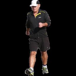 跑步的人PNG图像