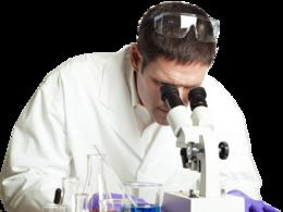 科学家PNG透明背景