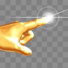 金手指装饰