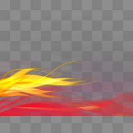 火焰光效背景素材