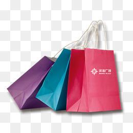 购物袋素材