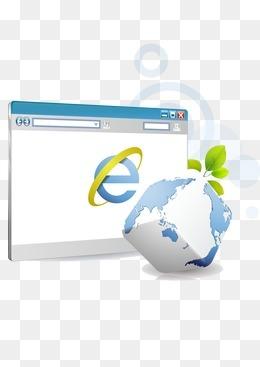 精美商业互联网网页图标  网页