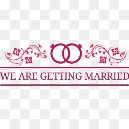 花纹戒指结婚