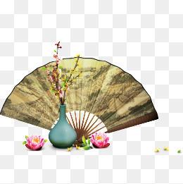 中国风海报素材