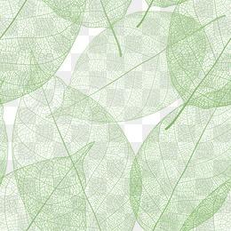 镂空树叶图案