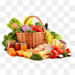 漂亮的蔬果