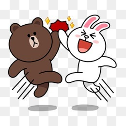 韩国可爱卡通搞笑表情包